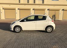 Toyota Yaris 2012 For sale - White color