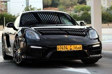 Black Porsche Cayman 2016 for sale