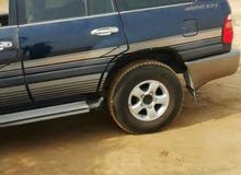 +200,000 km Toyota Land Cruiser 2001 for sale