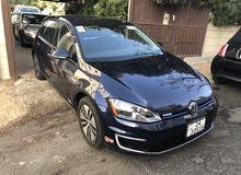Black Volkswagen Golf 2016 for sale