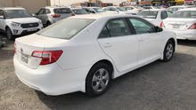 Toyota Camry car is available for a Day rent