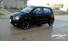 Black Kia Picanto 2002 for sale