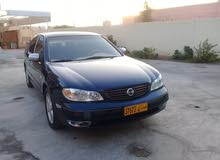 Gasoline Fuel/Power   Nissan Maxima 2004