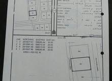 للبيع ارض سكنية في  بركا حي عاصم مخطط سفاري جنوب الشارع العام مطلوب 19 ألف