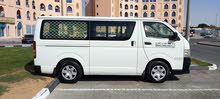 Toyota Hiace GL 2013, 6 seater delivery