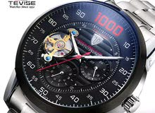 Tevise classic mechanical watch