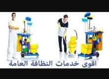 تنظيفات عامه.مكافحة الحشرات