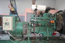 مولد كهرباء 500 كيلو فولت أمبير والإستلام على القدرة