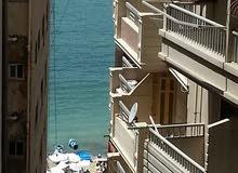 ايجار مفروش يومى للاسر فقط او تمليك بالاسكندريةبالمندرة بحر شارع ماك وجيلاتى عزة