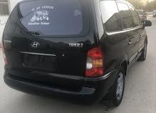 Hyundai Trajet car for sale 2004 in Tripoli city
