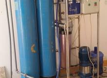 محطة تصفية مياه RO