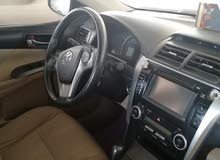 Gasoline Fuel/Power   Toyota Aurion 2012