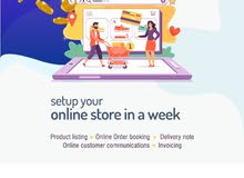START YOUR ONLINE SELLING IN A WEEK