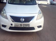 For sale 2012 White Sunny