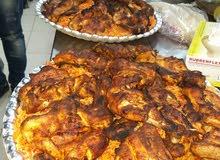 مطلوب ممول يفتح مطعم هندي خليجي دجاج تكا هندي دجاج تندوري دجاج تشكن تركي كباب شي