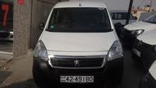 For sale Peugeot Partner car in Amman