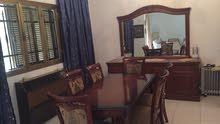 دار للأكل (طاولة أكل +بوفيه)