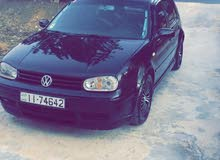 Automatic Black Volkswagen 2002 for sale