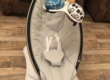 كرسي الكتروني هزاز للاطفال الرضع 4mom