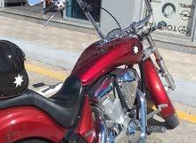 دراجه هوندا بحالة الوكاله