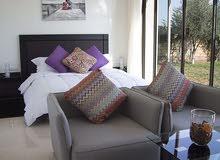 فيلا خمس غرف للايجار في مراكش