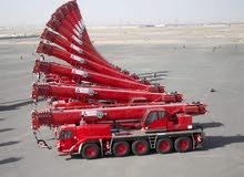 للايجار جميع المعدات الثقيلة ملاحظة يوجد في المعدات شهادات فحص وتصريح للمواقع