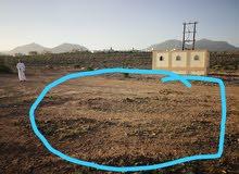 أرض سكنية للإستثمار بالجبل الأخضر لعمل إستراحة (شالية)