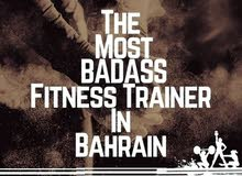 CrossFit Fitness Trainer Bahrain (Men, Women & Kids)