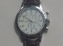 ساعة يد رجالي ماركةyazole موديل 271 يد من الجلد الطبيعي