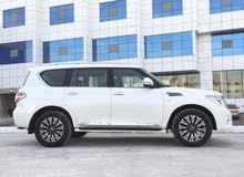 Used condition Nissan Patrol 2015 with  km mileage