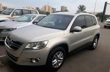 Volkswagen Tiguan 2011 For sale - Grey color