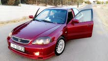 Honda Civic 2000 For sale - Maroon color