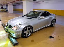 Mercedes Benz SLK car is available for sale, the car is in Used condition