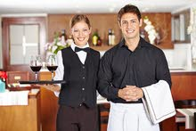 Looking For Waiter & Waitress For A Leading Restaurant Chain