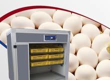 فقاسة بيض دجاج سعة 264 بيضة