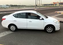 Nissan Sunny 2012 For sale - White color