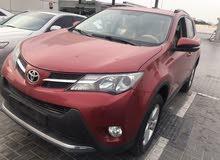 Toyota RAV 4 2013 - Automatic