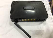 للبيع راوتر انترنت DSL مستعمل