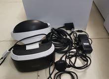 VRPlayStation نظاره الواقع الافتراضي (مافي مثله بالسوق ال