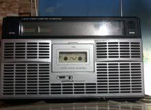 مسجل راديو انتيكا تاريخ
