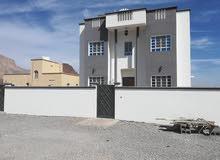 منزل في سمائل الهوب للبيع  بموقع ممتاز قريب من مركز الولاية. المنطقة رائعة للسكن
