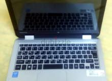 Laptop Toshiba touch screen 12 inch for sale
