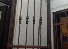 باب حماية حديد طول 2.60عرض70....قابل للتقصير