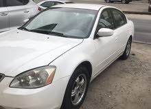 Gasoline Fuel/Power   Nissan Altima 2006