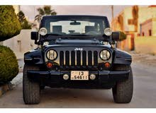 Jeep Wrangler 2008 for sale in Amman