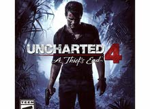 Uncharted 4 ,A Thief end