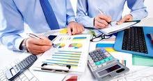 خدمات محاسبية وضريبية