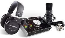 مايك M Audio condenser - Nova Black