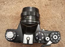 كاميرا تصوير الدق الاول موديل قديم واصلية.للبيع نوع ZENIT/12×P