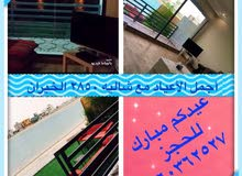 للايجار شاليه برايفت في الخيران للعوائل والشباب الملتزم مباشر عالبحر